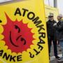 Gegen die Kernkraft wurde in den letzten Jahren oft demonstriert - so wie hier in Brugg im März 2018. Dieses Wochenende wollen jedoch die Befürworter auf die Strasse gehen.