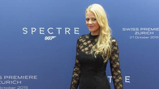 Christa Rigozzi träumt von James Bond