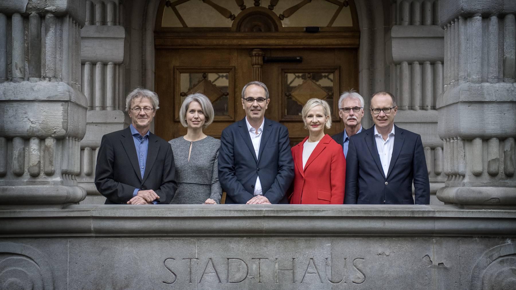 Luzern: Gesamte Stadtregierung kandidiert wieder