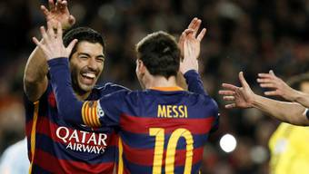 Nicht neu, trotzdem überraschend: Messis Trick-Penalty-Wahnsinn.