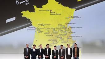 Ein Tour-Start wie geplant am 27. Juni in Nizza ist nicht mehr möglich. Wann der Auftakt zur 107. Frankreich-Rundfahrt erfolgen soll, ist noch nicht bekannt