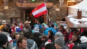 Zu viel Halligalli wie in Kitzbühel nach dem Hahnenkammrennen: Schweizer machen Ferien wieder mehr zu Hause. LAIF