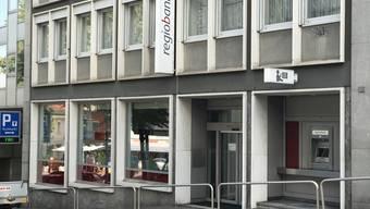 Regiobank Grenchen wurde überfallen (23.Juli 2018)