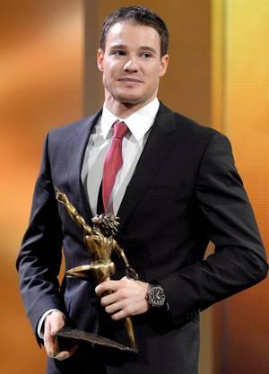Dario Cologna ist Sportler des Jahres