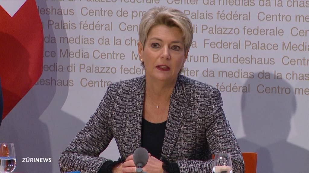 Bundesrat eröffnet Abstimmungskampf gegen Begrenzungsinitiative