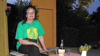 Iris Minder, Autorin und Regisseurin des Freilichtspiels.