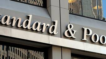 """Die Bonitätswächter von Standard & Poor's (S&P) schicken am Freitag ein Warnsignal in Richtung Italien - der Finanzausblick wurde in die Kategorie """"negativ"""" eingestuft. (Archivbild)"""
