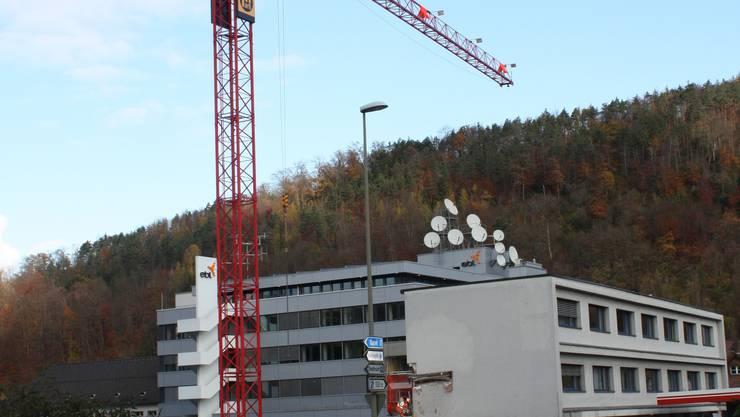 Die BLPK soll bis Mitte 2011 direkt neben der Elektra Baselland eine neue Heimat finden.