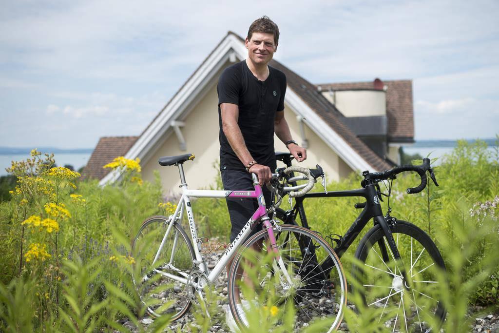 Jan Ullrich lebte bis 2016 in der Luxusvilla in Scherzingen TG. (© Keystone)