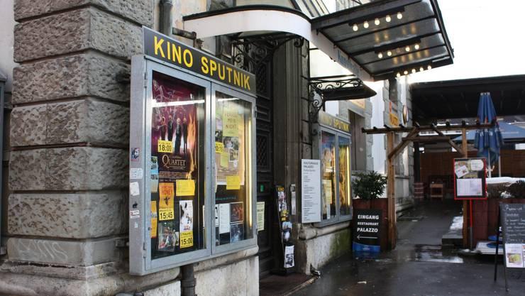 Das Kino «Sputnik» in Liestal muss nicht um die Zukunft bangen.