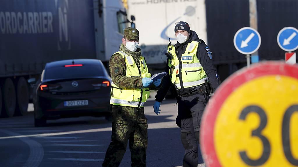 Corona-Lockerungen: Estland öffnet Schulen Mitte Mai wieder