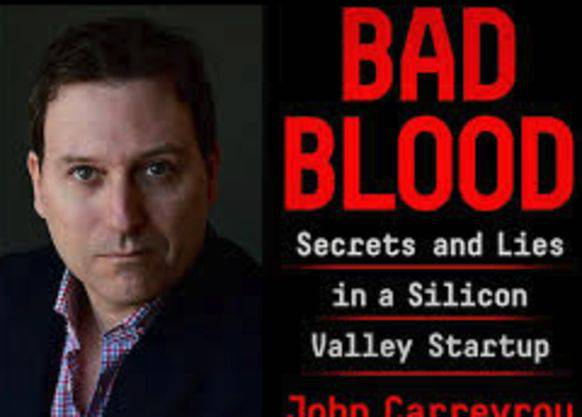 Liess Theranos auffliegen: John Carreyrou, Reporter beim «Wall Street Journal».