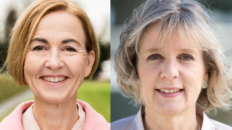 Der Solothurnisch-kantonale Fischereiverband unterstützt Susanne Schaffner und Brigit Wyss bei den Regierungsratswahlen.