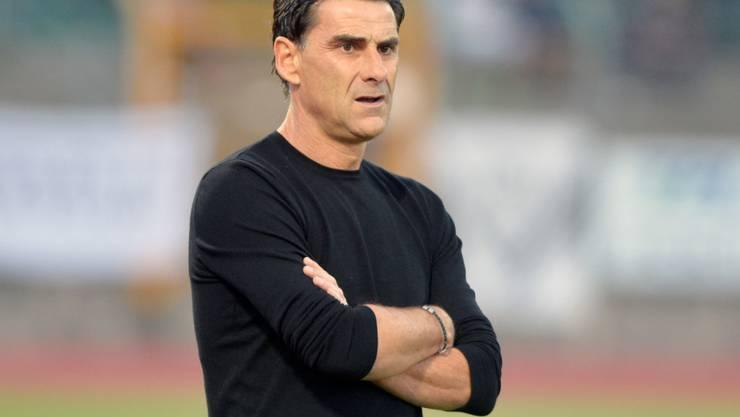 Didier Tholot hat beim stark abstiegsgefährdeten Ligue-2-Klub Nancy-Lorraine einen neuen Trainerjob erhalten