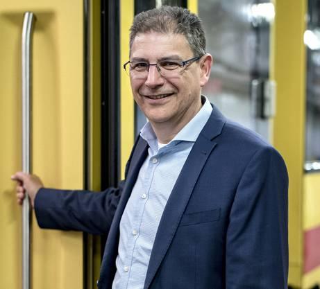 Andreas Büttiker, BLT-Direktor