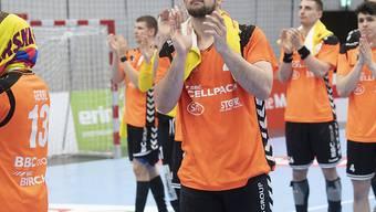 Revanche für die Niederlage im Cupfinal gelungen: Pfadi Winterthur setzte sich am Sonntag knapp gegen Wacker Thun durch