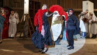 Operettenprojekt «Keine Nacht in Venedig» im Bucheggberg