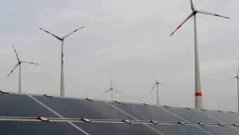 Die Förderung von erneuerabren Energien soll in der kantonalen Verfassung festgehalten werden. (Symbolbild)