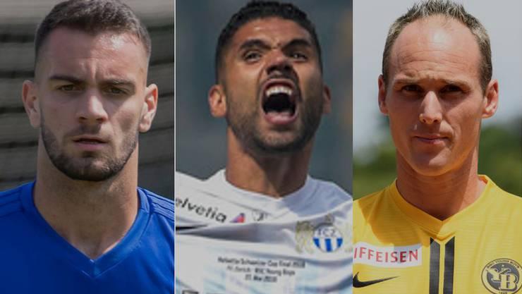 Wer wird Meister? YB, Basel oder der FCZ?