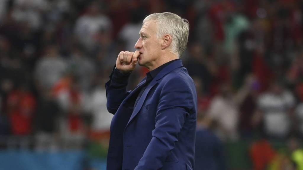 Frankreich in der WM-Qualifikation nicht souverän