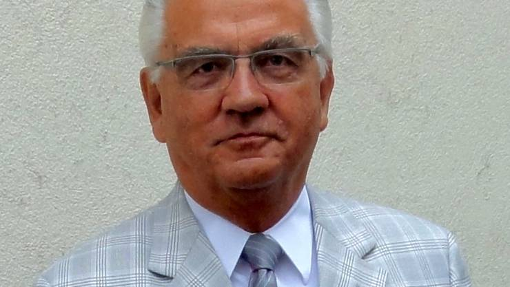 Rolf Haller