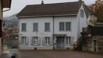 Das alte Zollhaus in Stein wird nicht zum Kulturhaus umgebaut. dka/Archiv