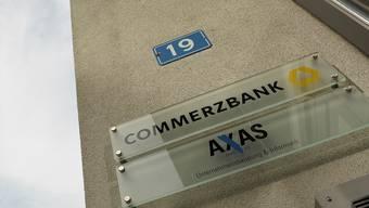 Unscheinbar: Die Commerzbank am Hirschgässlein 19.