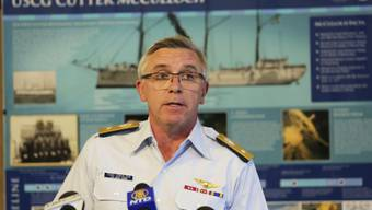 Mehrere US-Behörden bestätigen, dass die McCulloch nach rund 100 Jahren auf dem Meeresgrund gefunden wurde.