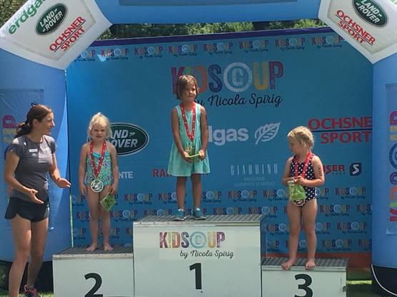 Bilder vom «Nicola Spirig Kids Cup»