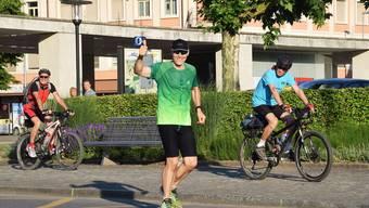 Ultramarathon-Läufer