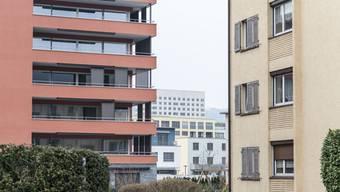 Schlieren West und seine Anbindung an den Kesslerplatz stehen unter anderem im Fokus der BZO-Revision.