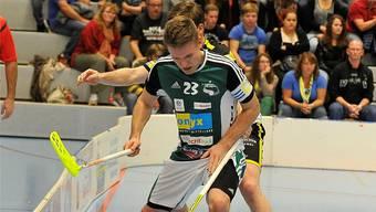 Philipp Fankhauser sorgt mit dem Doppelschlag für die Entscheidung.