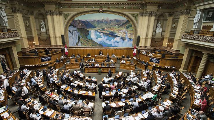 Heute Montag beginnt in Bern die Sommersession der Eidgenössischen Räte (Archiv)