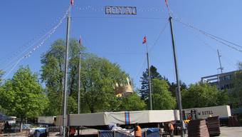 Der Circus Royal macht auf seiner Tournee halt in Solothurn