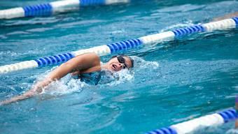 Nora Meister muss derzeit auf Trainings im Wasser verzichten.