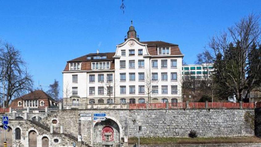 Luzern plant Sanierung des Schulhauses St. Karli