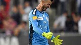 Zivko Kostadinovic wird die Nummer 2 beim FC Zürich