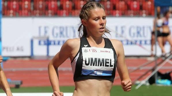 Selina Ummel senkte ihre 3000m-PB um 10 Sekunden auf 9:52.65 min.