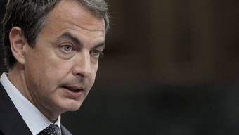 Zapatero ist unter Druck (Archiv)
