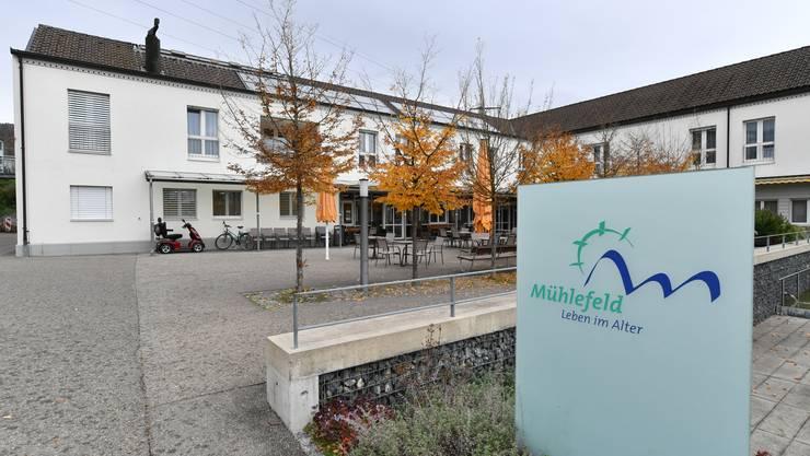 Das Alterszentrum Mühlefeld in Erlinsbach plant eine Aufstockung seiner bestehenden Gebäude.