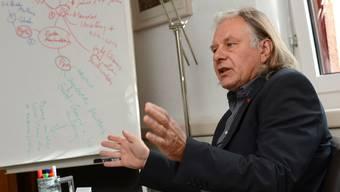 «Vermehrt bräuchte es den Mut zum gesunden Menschenverstand», meint Schulpsychologe Martin Brunner.