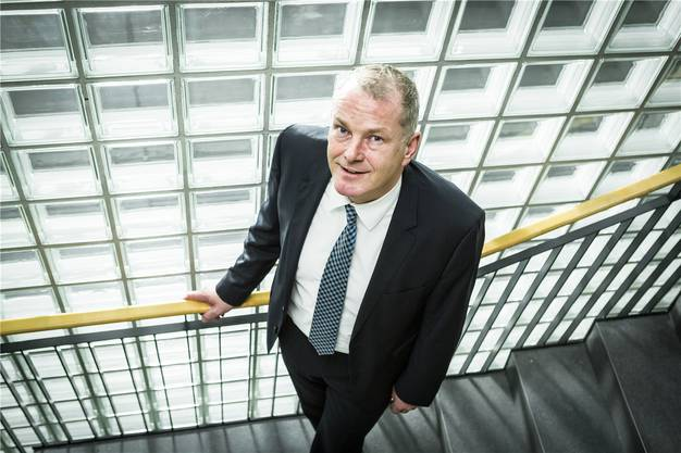 Stephan Attiger (FDP-Regierungsrat)
