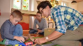 «Treffpunkt Integration» in Windisch (Archivbild). Das regionale Projekt «Treffpunkt Integration» wurde Ende 2017 aufgelöst - Jetzt wird in Brugg nach einer neuen Lösug gesucht, die Integrations- und Familienarbeit zusammenführt.