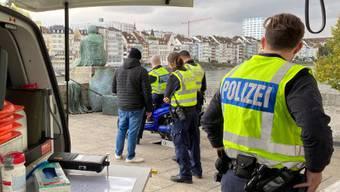 Die Polizei meldet zehn Verzeigungen bei Schwerpunktkontrolle.