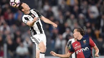 Erneut keine Champions-League-Gruppenspiele mit Juventus: Stephan Lichtsteiner