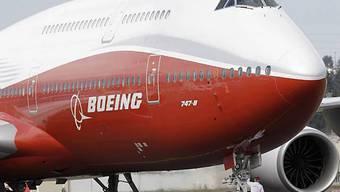 Rollout von Boeings neuem Jumbo-Jet