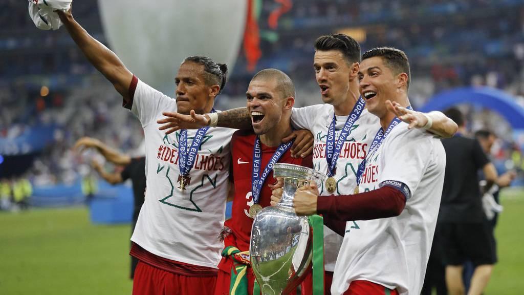 Portugal feiert seinen ersten EM-Titel. Doch was tun wir?
