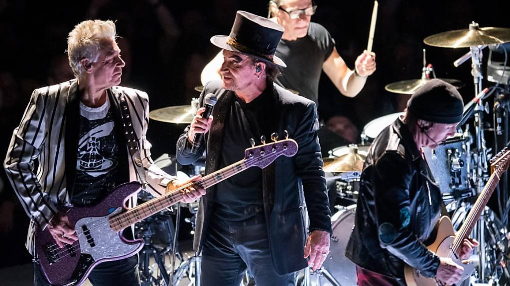Rockband U2 spendet Millionen für Kampf gegen das Coronavirus