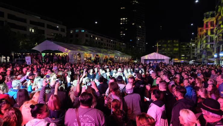 Impressionen vom Stadtfest Dietikon 2018
