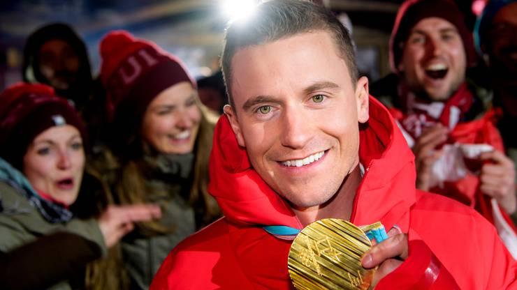 2018 krönte Galmarini seine Karriere in Pyeongchang mit Olympia-Gold im Parallel-Riesenslalom.